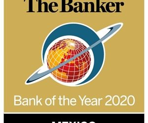 """Banorte, """"Bank of the Year 2020"""": The Banker"""