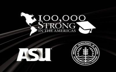 Education partners: Arizona State University and Instituto Tecnológico de Sonora