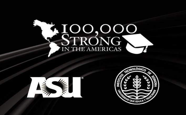 100 strong logo